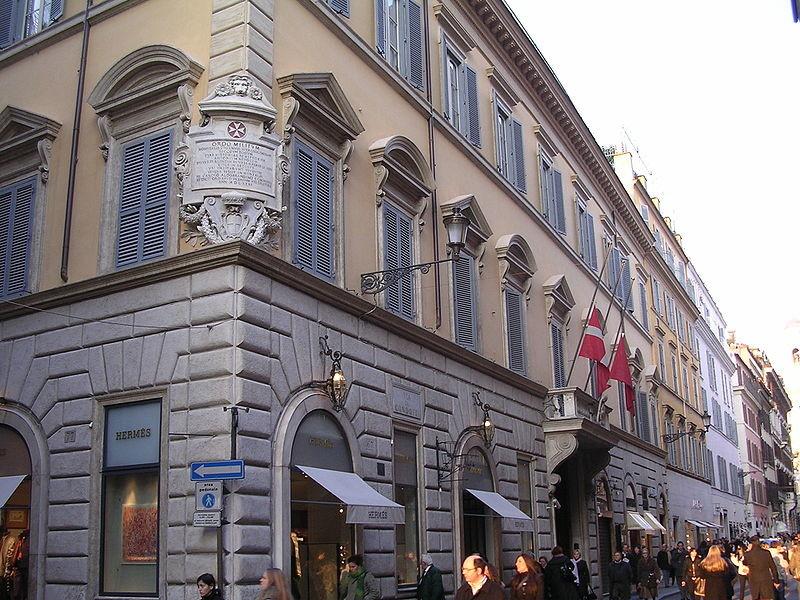 El país de seis kilómetros cuadrados que hay en Roma y que mantiene relaciones diplomáticas con 106 países