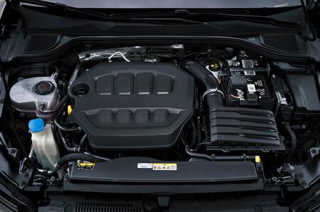 Volkswagen Golf R 2021 motor