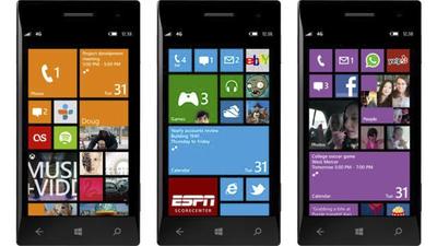 Windows Phone 8 llegará al mercado incluyendo los grandes títulos de plataformas rivales