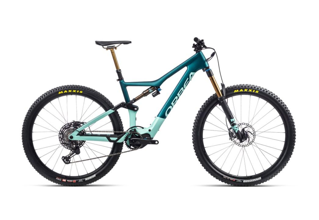 Bicicleta Rise M-Team