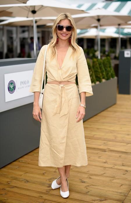 Sienna Miller Wearing Ralph Lauren