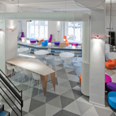 Foto 2 de 10 de la galería espacios-para-trabajar-las-oficinas-de-skype-en-estocolmo en Decoesfera