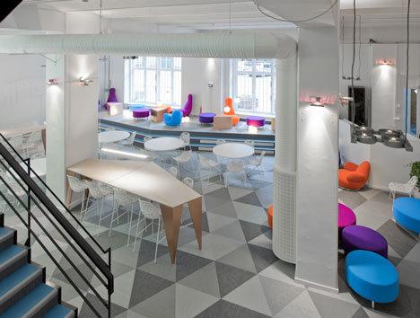Foto de Espacios para trabajar: las oficinas de Skype en Estocolmo (2/10)