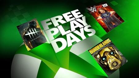 Borderlands: Una Colección muy Guapa, WWE 2K19 y Dead by Daylight se juegan gratis este fin de semana en Xbox One