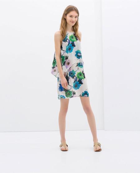 Zara capa vestidos primavera 2014