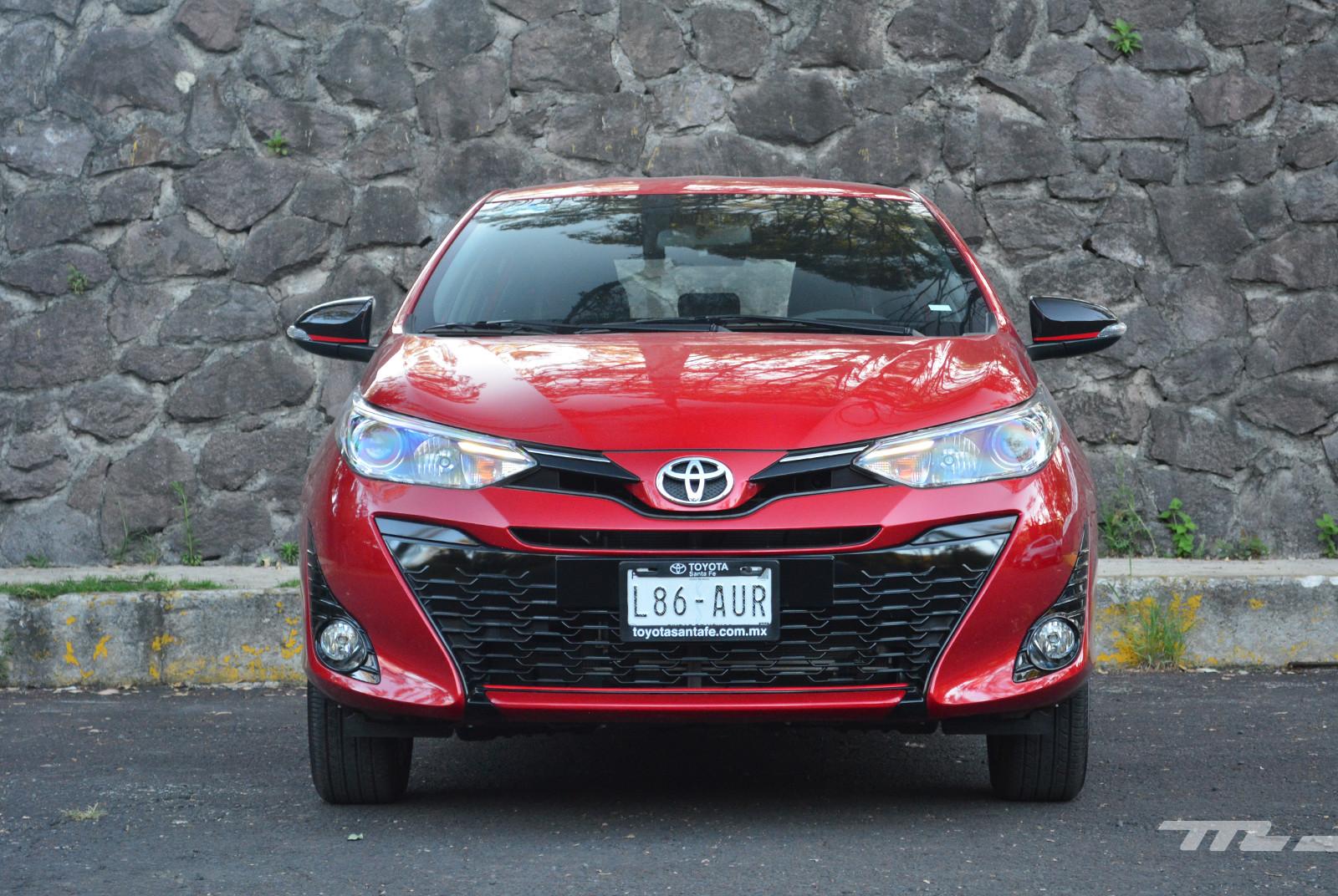 Foto de Toyota Yaris Hatchback (prueba) (6/20)