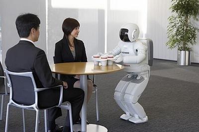 Honda lanza su nuevo robot  Asimo