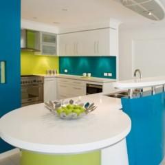 Foto 3 de 6 de la galería una-cocina-para-la-casa-de-la-playa en Decoesfera