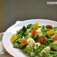Gnocchi o ñoqui verde, un pequeño nombre para una gran receta