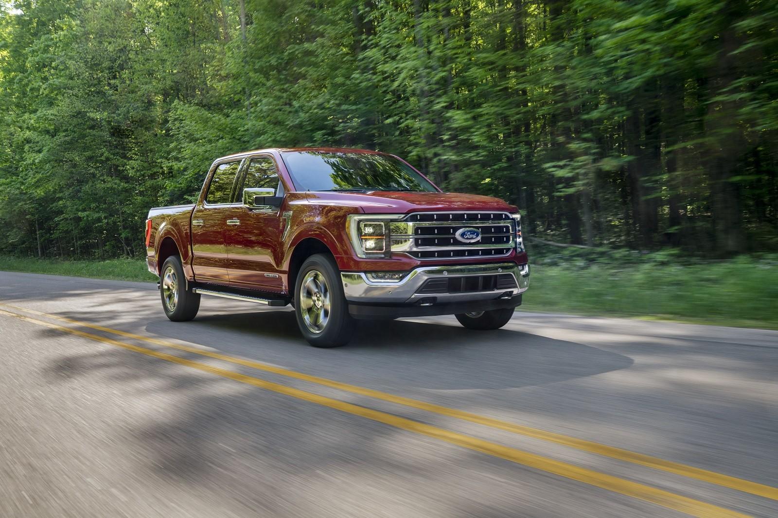 Foto de Ford F-150 2021 (6/45)
