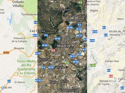 Así de fácil y rápido es ahora cambiar de capa en Google Maps para Android