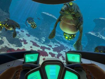 Ya puedes explorar las profundidades del océano de Subnautica con el Early Access de Xbox One