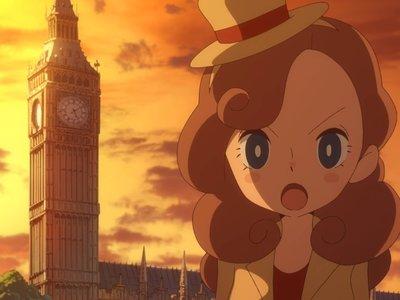 El juego protagonizado por la hija del Profesor Layton cambia de nombre y confirma su lanzamiento en occidente