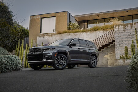Jeep Grand Cherokee L 2021 Prices versions and equipment in Mexico 2