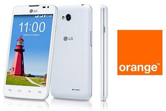 Precios LG L65 con tarifas Orange