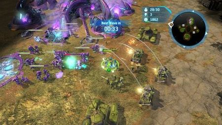 Halo Wars - DCL - Reinforcement
