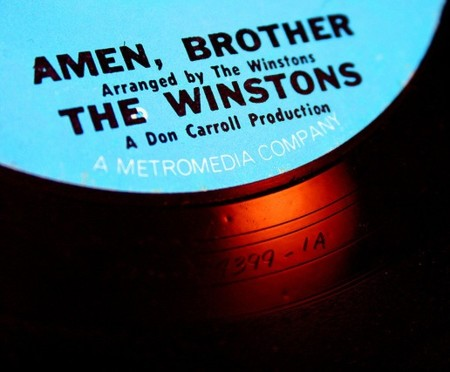 The Winstons Amen Brother