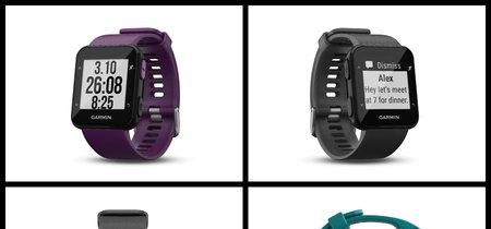 Garmin Forerunner 30: un reloj sencillo para los que quieren iniciarse en el running