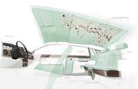 Un Rolls-Royce con seda en el interior para el Salón de Ginebra