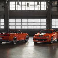 Chevrolet Camaro Hot Wheels, celebrando 50 años de sociedad entre dos fabricantes de autos