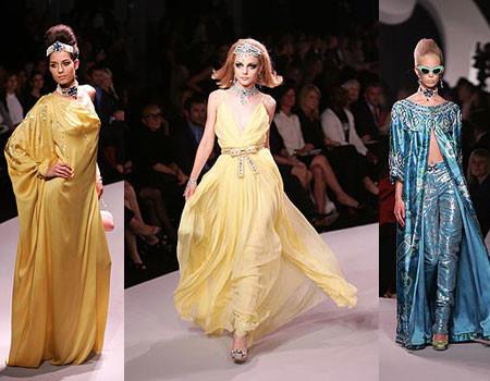 Galliano presenta la colección Crucero de Dior
