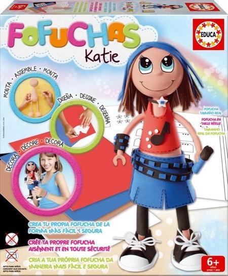 Educa Fofucha Katie Caja 1112014
