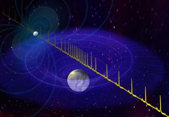 Ésta es la estrella de neutrones más masiva y se acaba de descubrir: tien 333.000 veces la masa de la Tierra