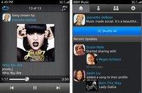 BBM Music ya funciona en Estados Unidos, Canadá y Australia