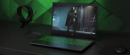 Brutal por equilibrio, hardware y precio este portátil gaming barato: HP Pavilion por 799 euros en Amazon