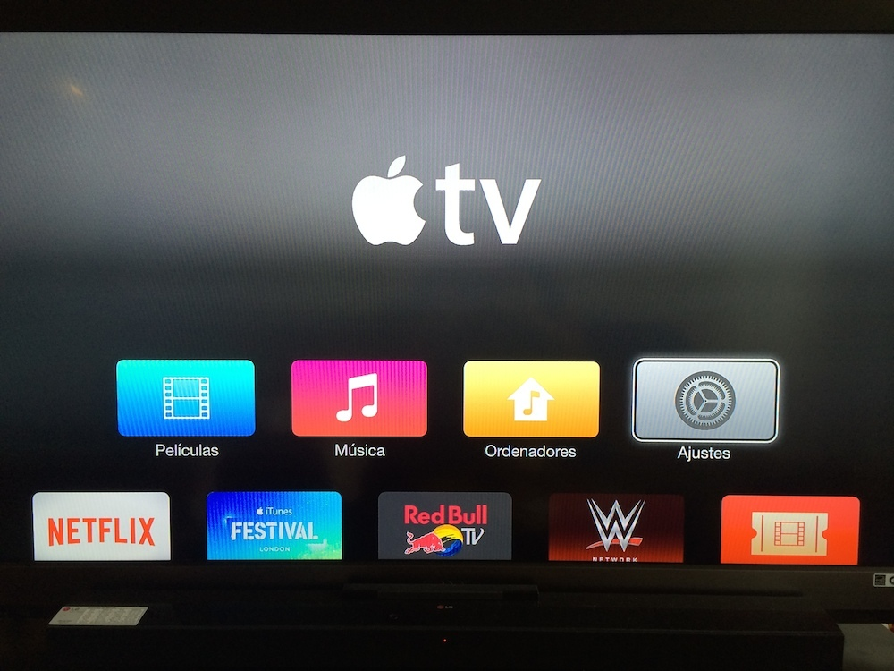 Foto de Actualización Apple TV 7.0 (1/7)
