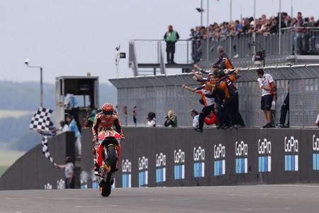 Marc Marquez Jonas Folger Carrera Motogp Gp Alemania 2017004