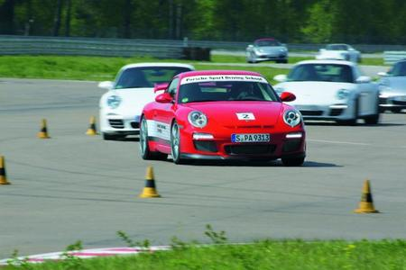Porsche Sport Driving School