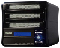 Thecus N3200, 3 TB de almacenamiento NAS
