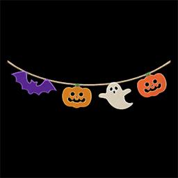 Animal Crossing New Horizons Guide Pumpkins Item Diy Icon Spooky Garland