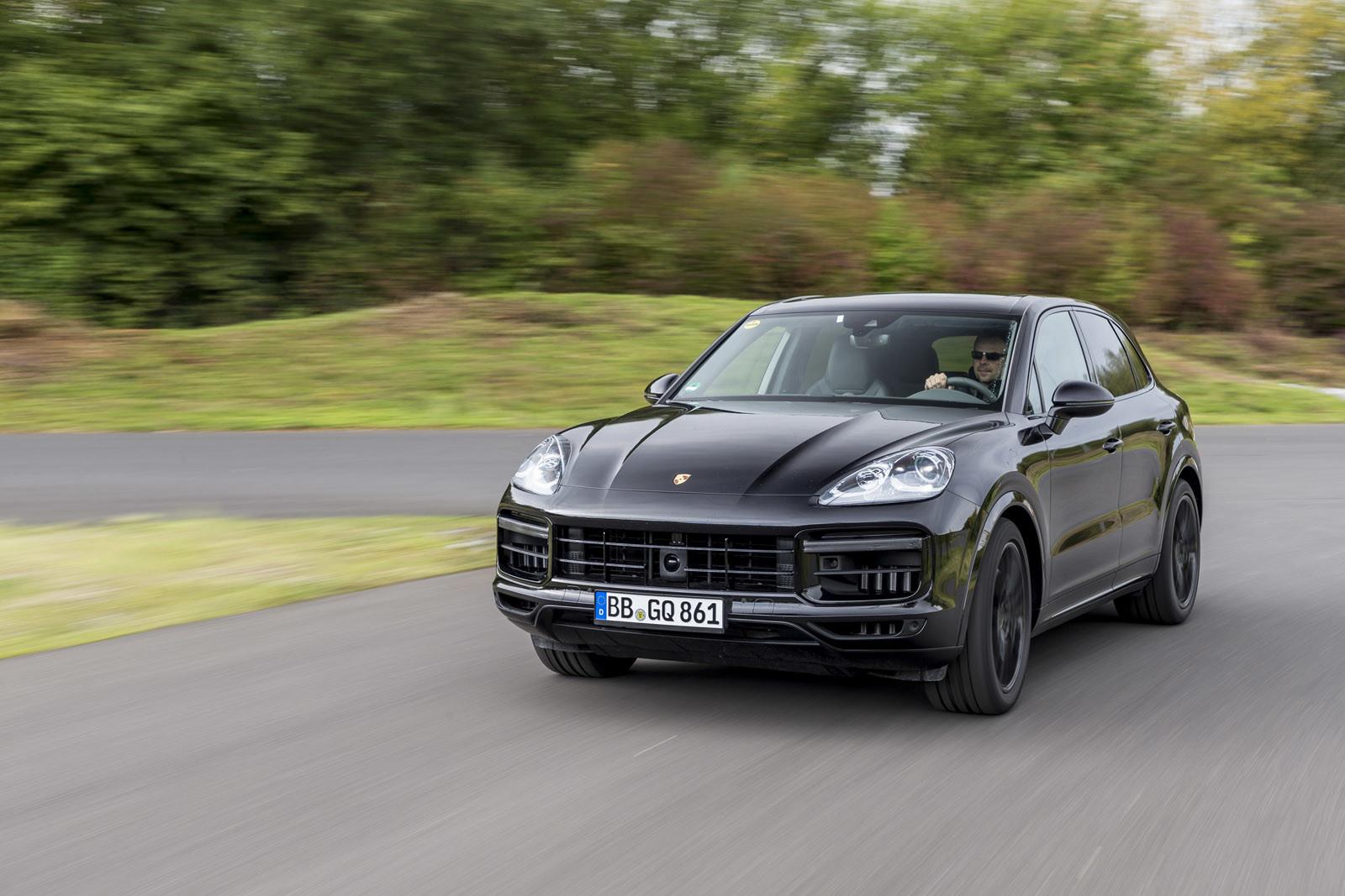 Foto de Porsche Cayenne 2018: repaso tecnológico (58/67)