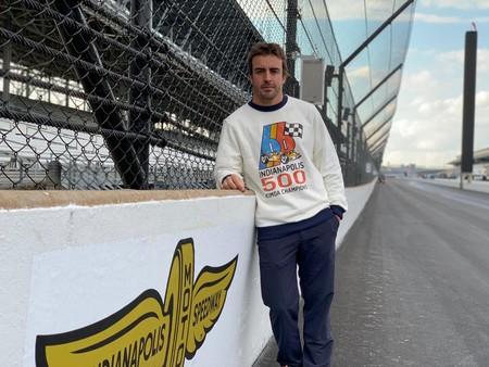 Alonso Indy500
