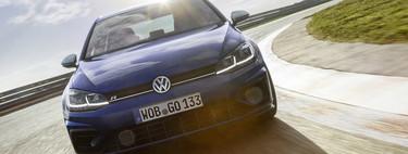Volkswagen Golf R 2021 podría haber tenido un motor más potente, pero Audi no quiso