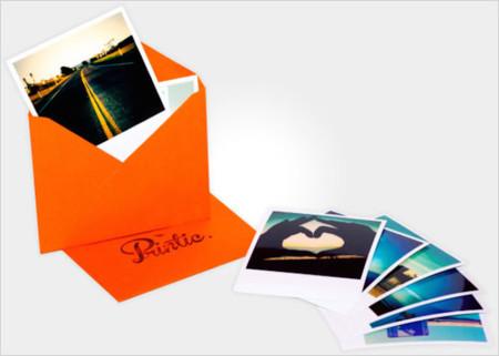 Printic, la aplicación que permite imprimir y compartir fotos desde tu smartphone presenta nuevo formato