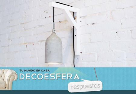 ¿Qué os parecen los objetos decorativos hechos con cemento? La pregunta de la semana