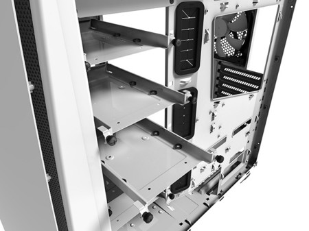 N450 Case White Hdd Tray