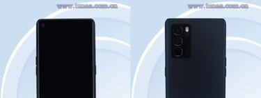 Los OPPO Reno6 Pro y Reno6 Pro+ se filtran dejando al descubierto paneles OLED, 5G y cargas ultra rápidas
