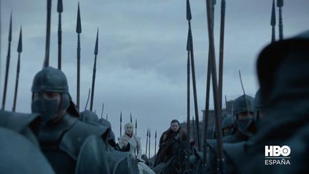 Llegada a Invernalia