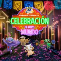 Pokémon GO: premios y guía del evento Día de Muertos
