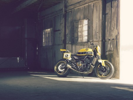 Yamaha Faster Wasp By Roland Sands 25