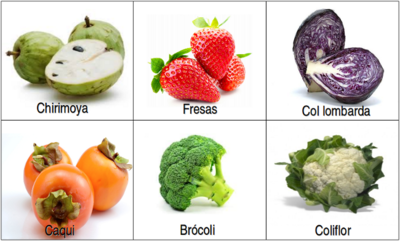 Adivina adivinanza: ¿qué alimento de temporada ofrece más vitamina C?