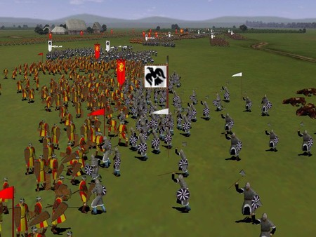 Medieval Total War Viking Invasion Pc