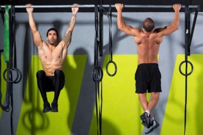 35 formas de variar tus dominadas
