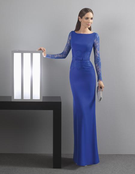 Eugenia Silva nos propone estos 31 vestidos de fiesta de Rosá Clara ... 6082a5933729