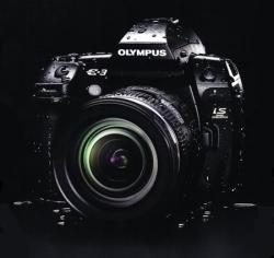 Olympus E-3, primeras impresiones