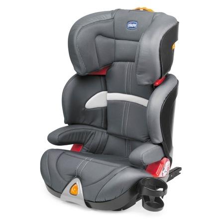 La silla Oasys 2-3 FixPlus de Chicco para ofrecer seguridad a los peques que van en el coche